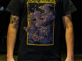 "*NEW* Shirt ""Infected By Evil"" BLACK *Special Offer!* photo"