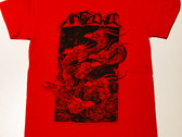 """*NEW* Shirt """"Infected By Evil"""" RED *Special Offer!* photo"""