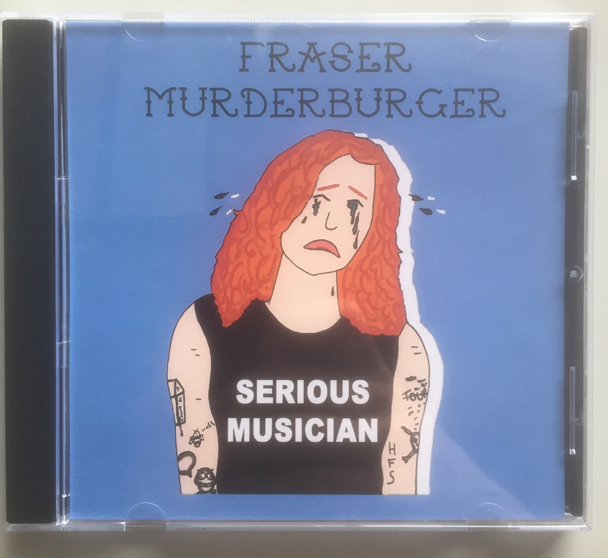 Fraser Murderburger - SERIOUS MUSICIAN | The Murderburgers