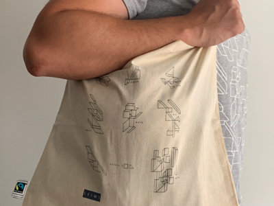II/9 Organic Cotton Tote Bag LIMITED STOCK main photo
