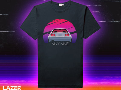 Niky Nine - Cars Black T-Shirt main photo
