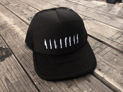 Coilguns - Trucker Hat - Knives In Row main photo