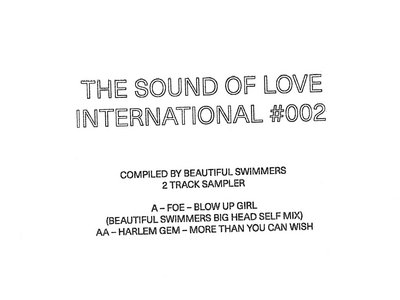"Various Artists - The Sound Of Love International #002 (12"" sampler) main photo"