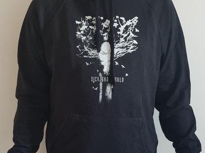 Handmade screen printed sweatshirt main photo