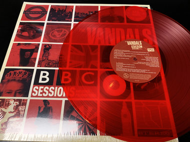 """Limited Edition 12"""" Translucent Red Color Vinyl main photo"""