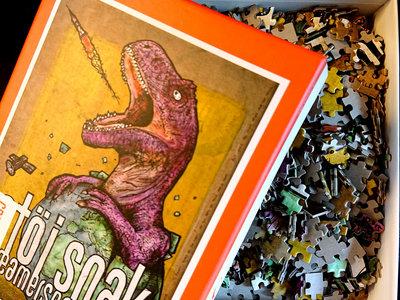 Mass Extinction Jig-Saw Puzzle (1000 pcs) main photo