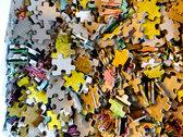 Mass Extinction Jig-Saw Puzzle (1000 pcs) photo