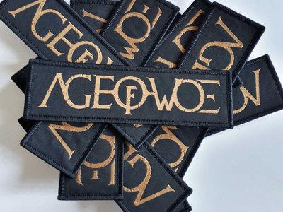 Woven Patch | Logo main photo