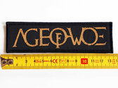 Woven Patch | Logo photo