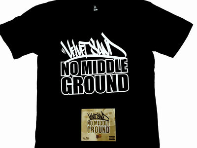 No Middle Ground CD + No Middle Ground T-Shirt Bundle main photo