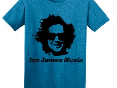 Ian James Music Silhouette Tee main photo