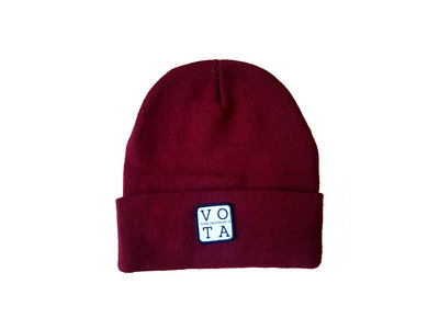 Crimson VOTA Beanie main photo