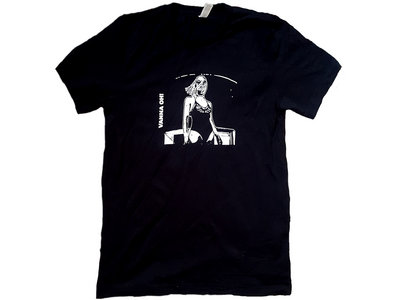 Black Vanna Oh! T-Shirt main photo