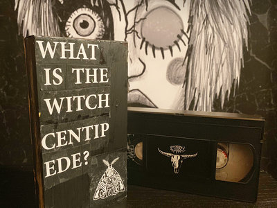 What is the WitchCentipede? VHS Tape main photo