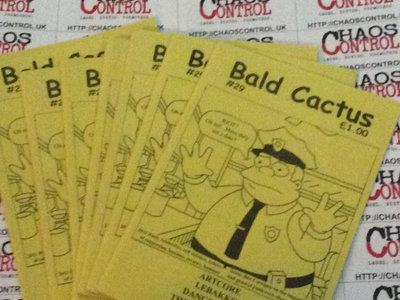 Bald Cactus Zine issue 29 main photo