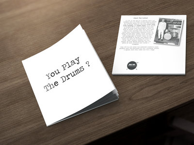 You Play The Drums (out of print ) main photo