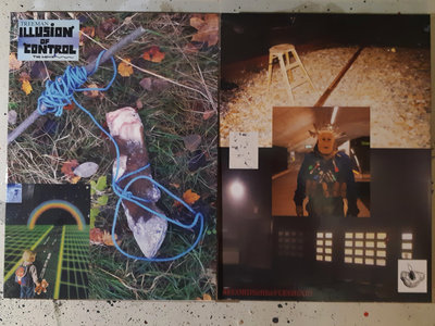 "Treeman - ""Illusion of Control"" DVD main photo"