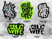 SW2YR Stickers 5-Pack Bundle photo
