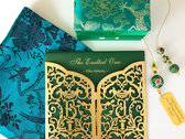 The Exalted One Deluxe Bundle: CD+Prayer cover+Beaded bookmark+Silk box photo