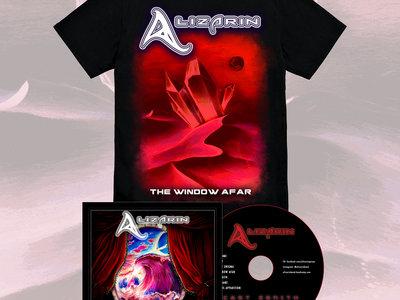 'Cast Zenith' CD/'The Window Afar' T-Shirt - Bundle main photo