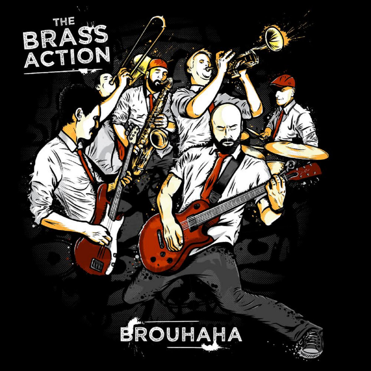Brouhaha (LP) | The Brass Action