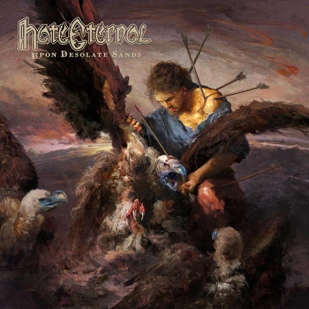 HATE ETERNAL - Upon Desolate Sands Digi-CD | Possession