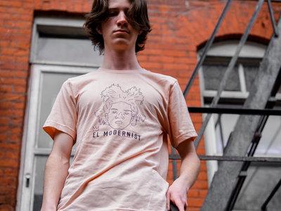 "El Modernist - Basquiat - ""Modernist"" Tee main photo"