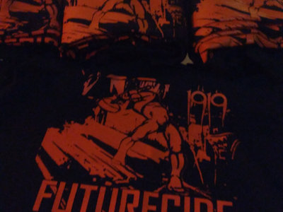 """FUTURECIDE"" LP T-Shirt main photo"