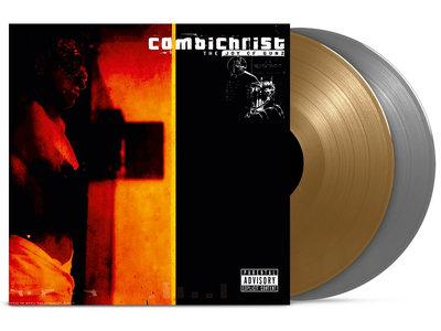 COMBICHRIST: The Joy of Gunz 2LP Vinyl main photo