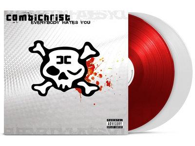 COMBICHRIST: Everybody hates you 2LP Vinyl main photo