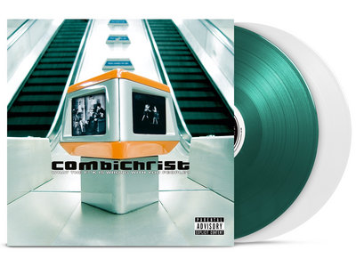 COMBICHRIST: What the F*ck is Wrong With You People? 2LP Vinyl main photo