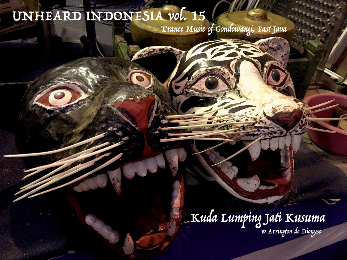 Unheard Indonesia vol  15- Trance Music of East Java