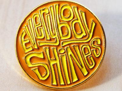 'Everybody Shines' Enamel Pin main photo