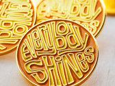 'Everybody Shines' Enamel Pin photo