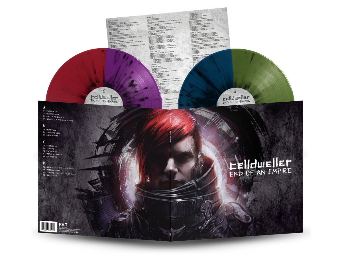 Lost In Time | Celldweller