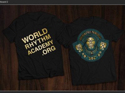 Holographic Principle / World Rhythm Academy T-Shirt main photo