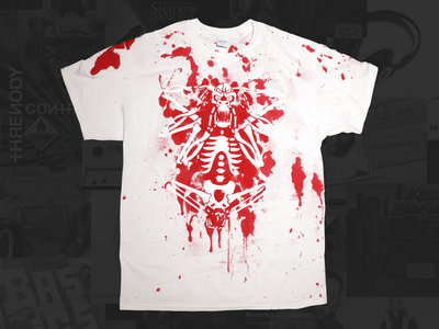 DEFORMER Blood Monkey T-Shirt [limited edition / custom made] main photo