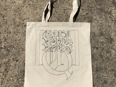 eQ Tote Bag - Natural main photo