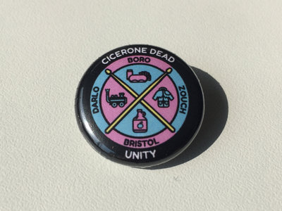 Unity Badge main photo