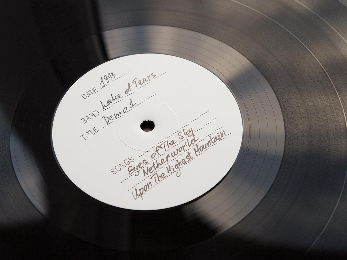 Onwijs LAKE OF TEARS - Demo 1 '93 LP (2019) | Beverina LQ-62