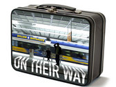 On Their Way Bundle Pack with Vinyl, Cassette, Lunch Tin & Luggage Tag photo