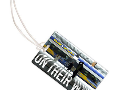 Luggage Tag w/ Download Card main photo