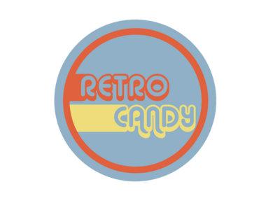 Retro Candy Logo Shirt main photo
