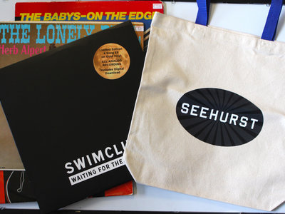 Seehurst Records Vinyl Tote main photo