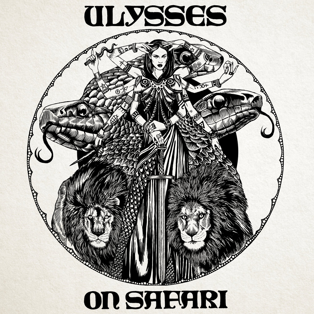 On Safari | Ulysses
