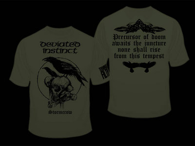 Stormcrow shirt design main photo