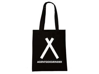 Agent Side Grinder - Λ Tote Bag main photo