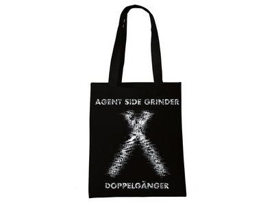 Agent Side Grinder - Doppelgänger Tote Bag main photo