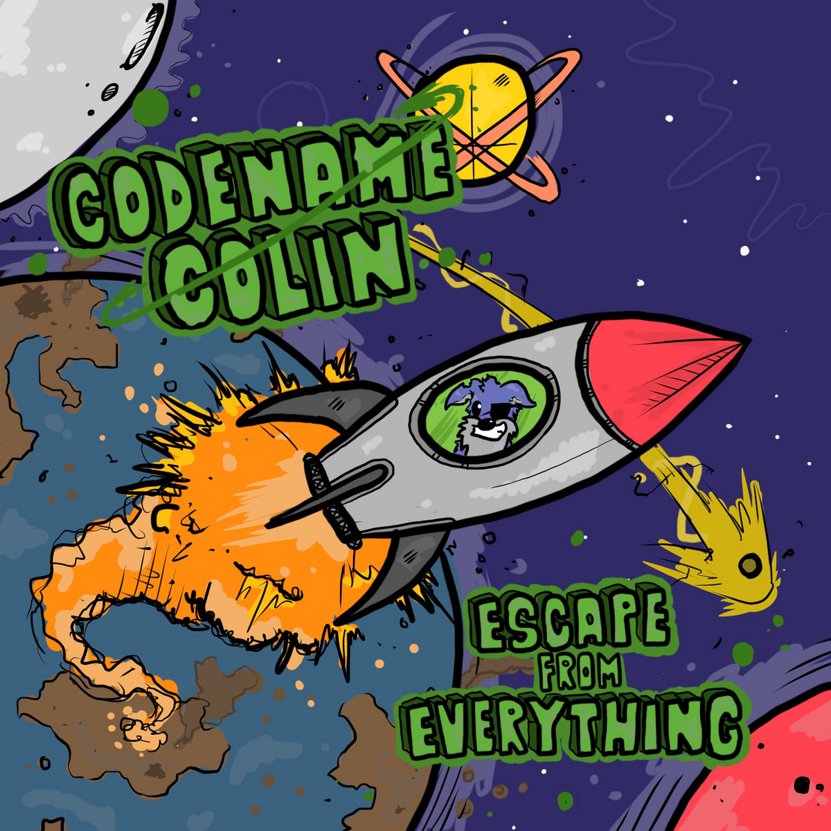 Escape From Everything | Codename Colin