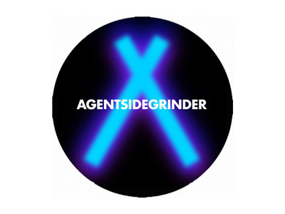 Agent Side Grinder - Sticker 2019 round main photo